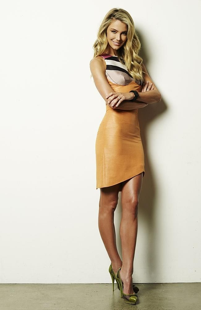 beautiful-heeled-women: Charlotte Hawkins Follow for more! Vogue Fashion,  High