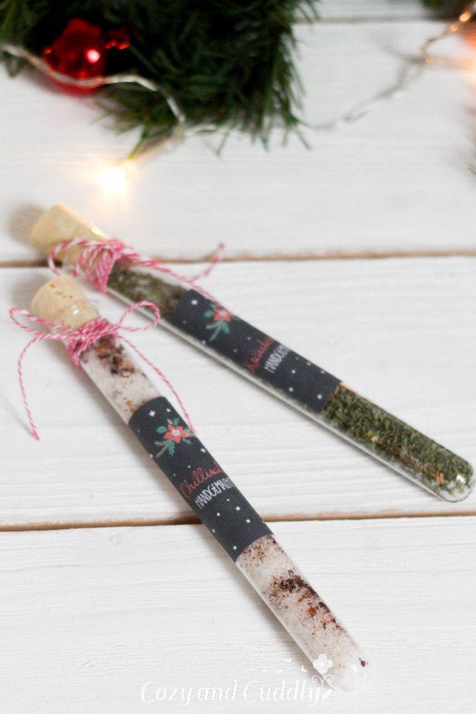 Adventskalender Türchen Nr 15 Selbstgemachtes Kräutersalz mit - selbstgemachte geschenke aus der k che