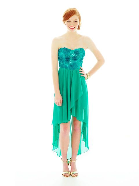 Gorgeous Green Prom Dresses!