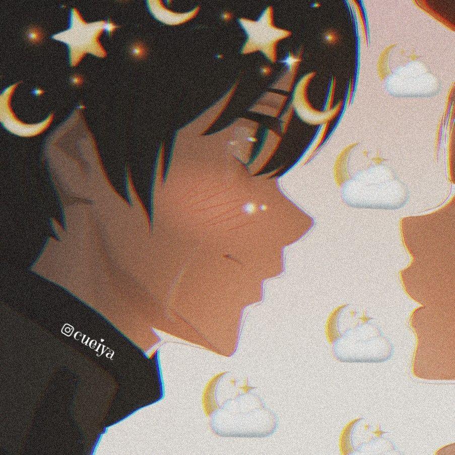 Anime Animegirl Animeicon Animekawaii Animesoft Animesoft Soft Softicon Iconsoft Casais Bonitos De Anime Desenhos De Casais Anime Personagens De Anime