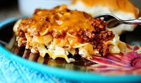 Comfort Casserole - Great for a quick family meal.