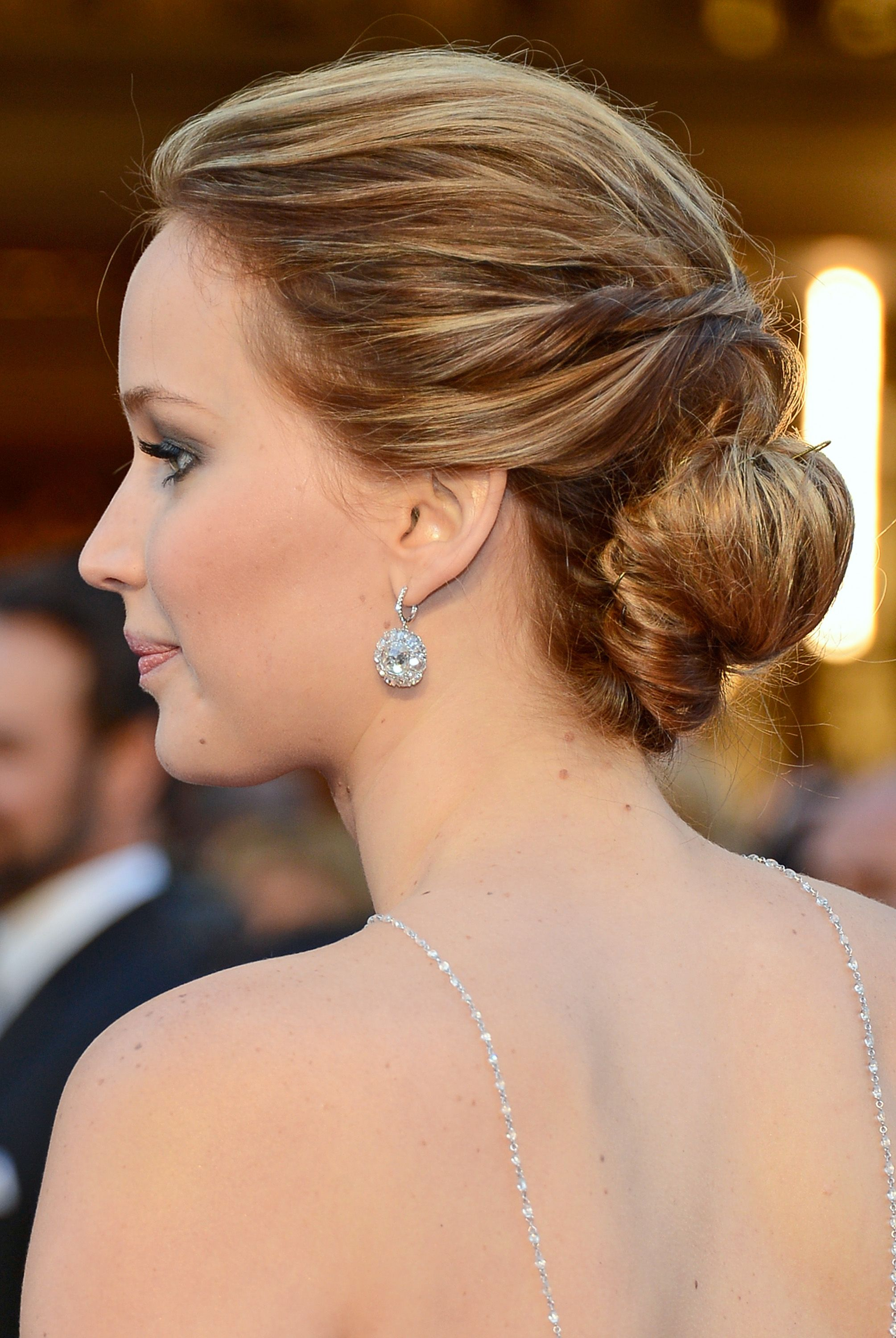 beautiful updo hairstyles low chignon chignons and low buns