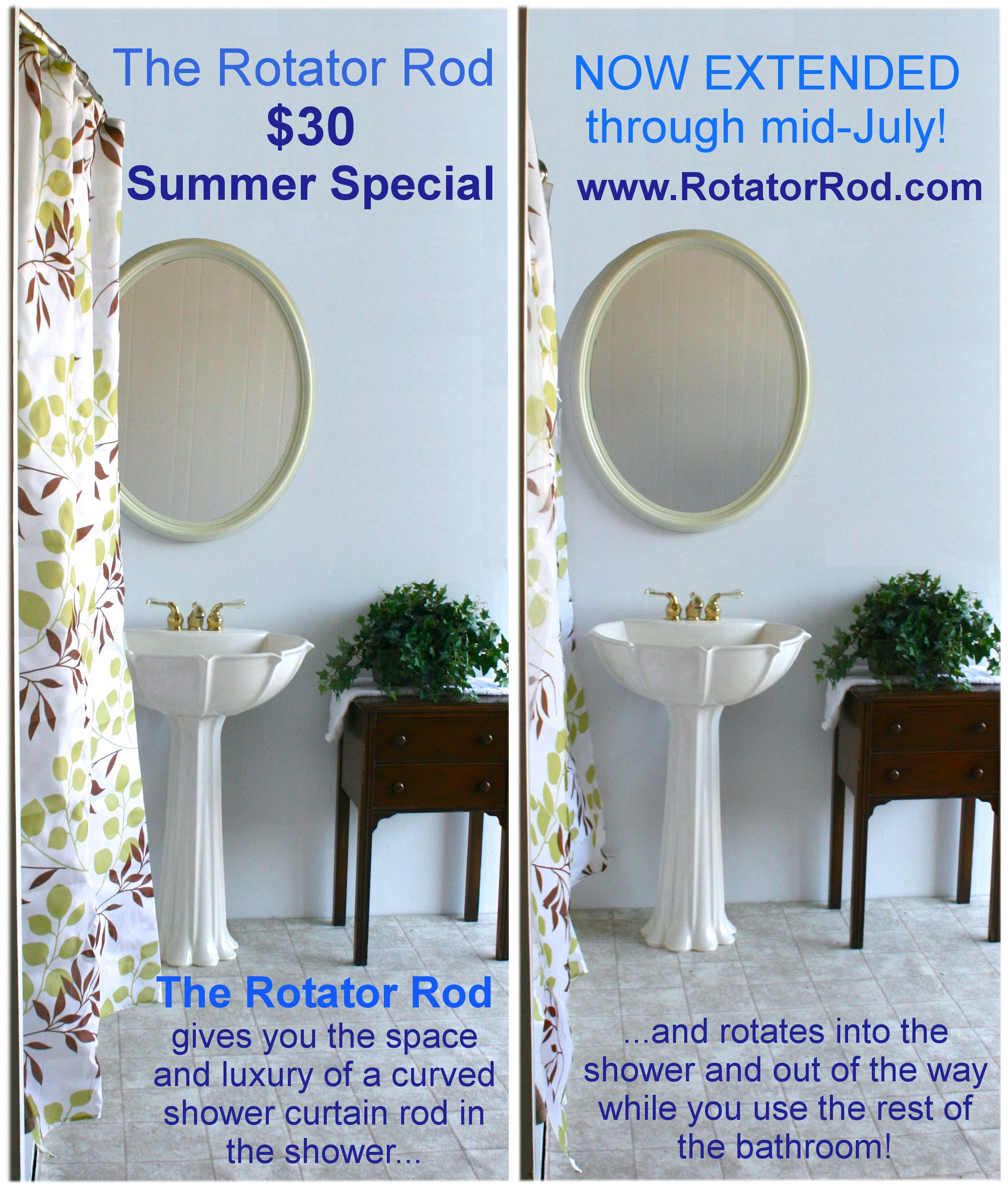 Pinner Says The Rotator Rod 30 Summer Special Ends This Weekend