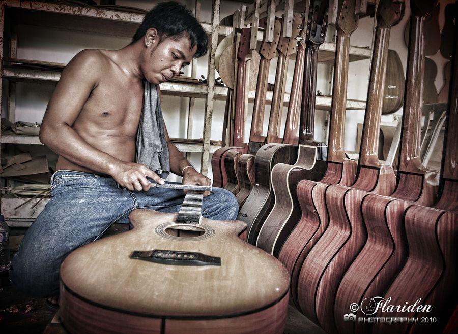 The Guitar Maker