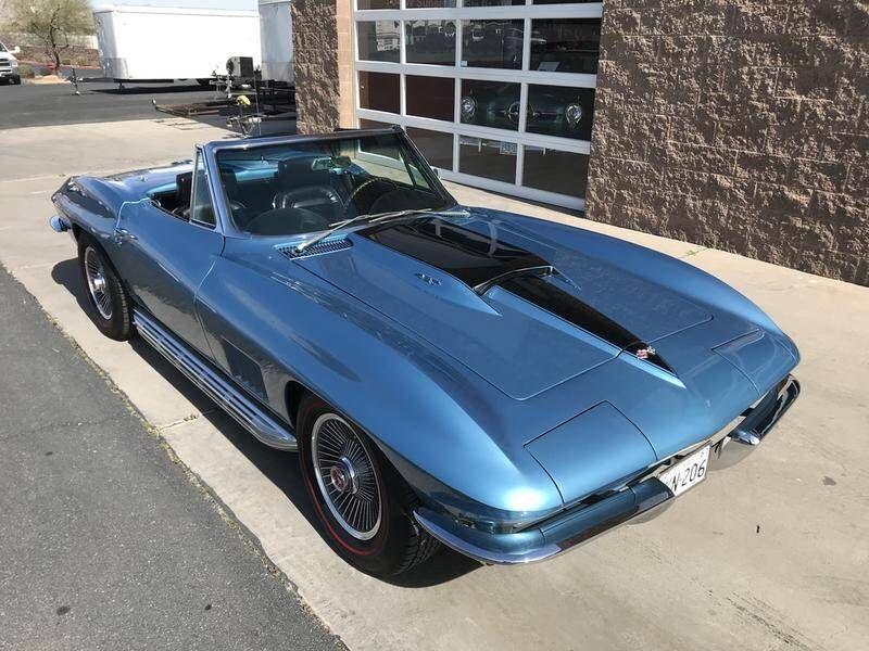 1967 Chevrolet Corvette 427 4Sp For Sale | AllCollectorCars.com