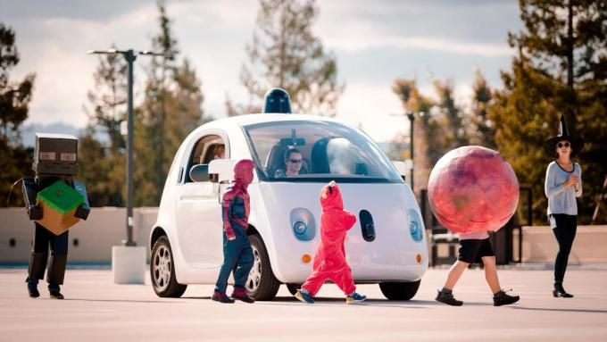 Google And Ford Will Reportedly Team Up To Build Self-Driving Cars -  Google and Ford are planning to develop and build self-driving vehicles together in a joint venture and will announce the deal at next month's Consumer Electronics Show in Las Vegas, says a report in Yahoo Autos. The partnership would represent a major collaboration between two... | http://wp.me/p5qhzU-9fJ | #Tech #News