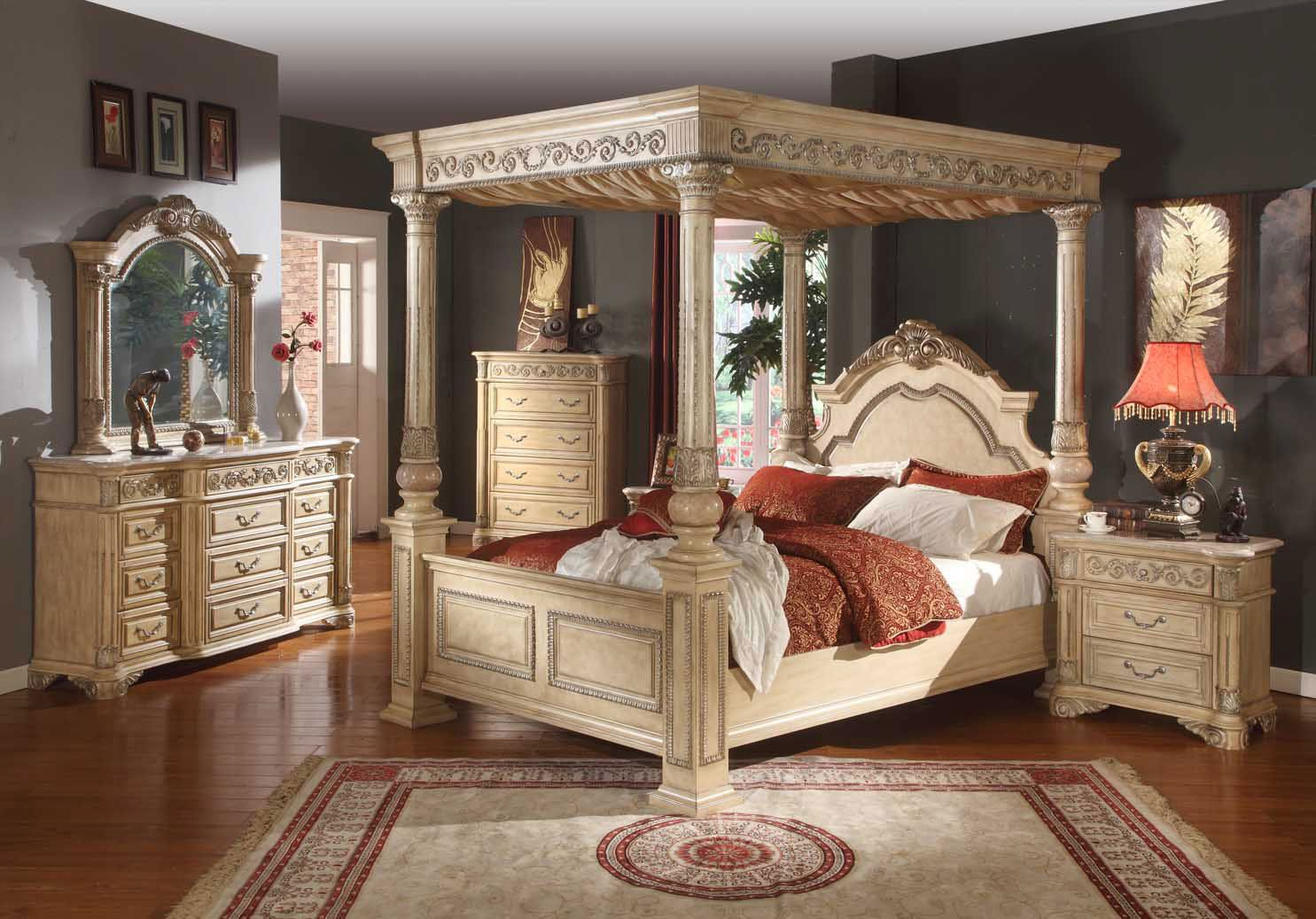 Canopy Beds Through History 35 Bedroom Designs Pouted Com Canopy Bedroom Sets Canopy Bedroom King Size Bedroom Sets