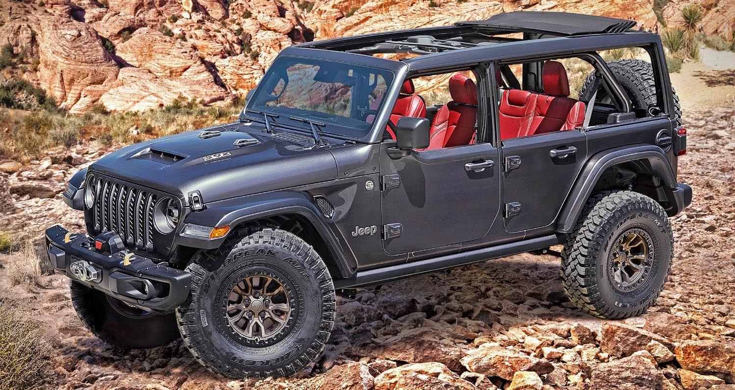 جيب رانغلر روبيكون 392 كونسيبت 2020 الاخبتارية الجديدة القدرة المتفوقة في عالم سيارات الدفع الرباعي موقع ويلز Jeep Wrangler Rubicon Wrangler Rubicon Jeep Wrangler