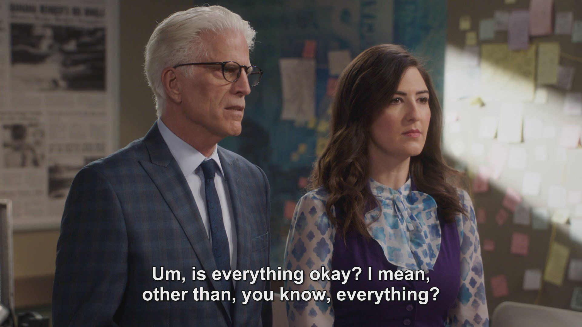 no context the good place on in 2020 | The good place, Good things ...