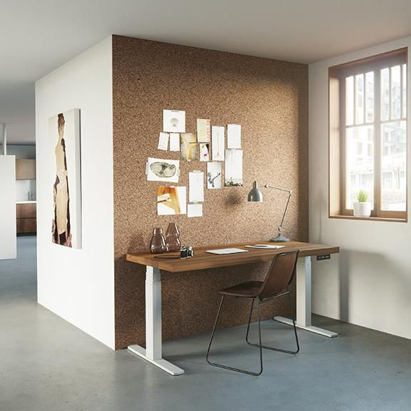 Essentials Adjustable Desk