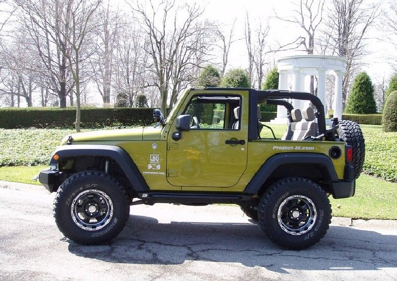 Find used Go NAKED in the RENEGADE Jeep Unlimited ProComp