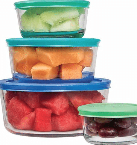 Pyrex Glass Storage Aldi Glass Food Storage Food Storage Set Food