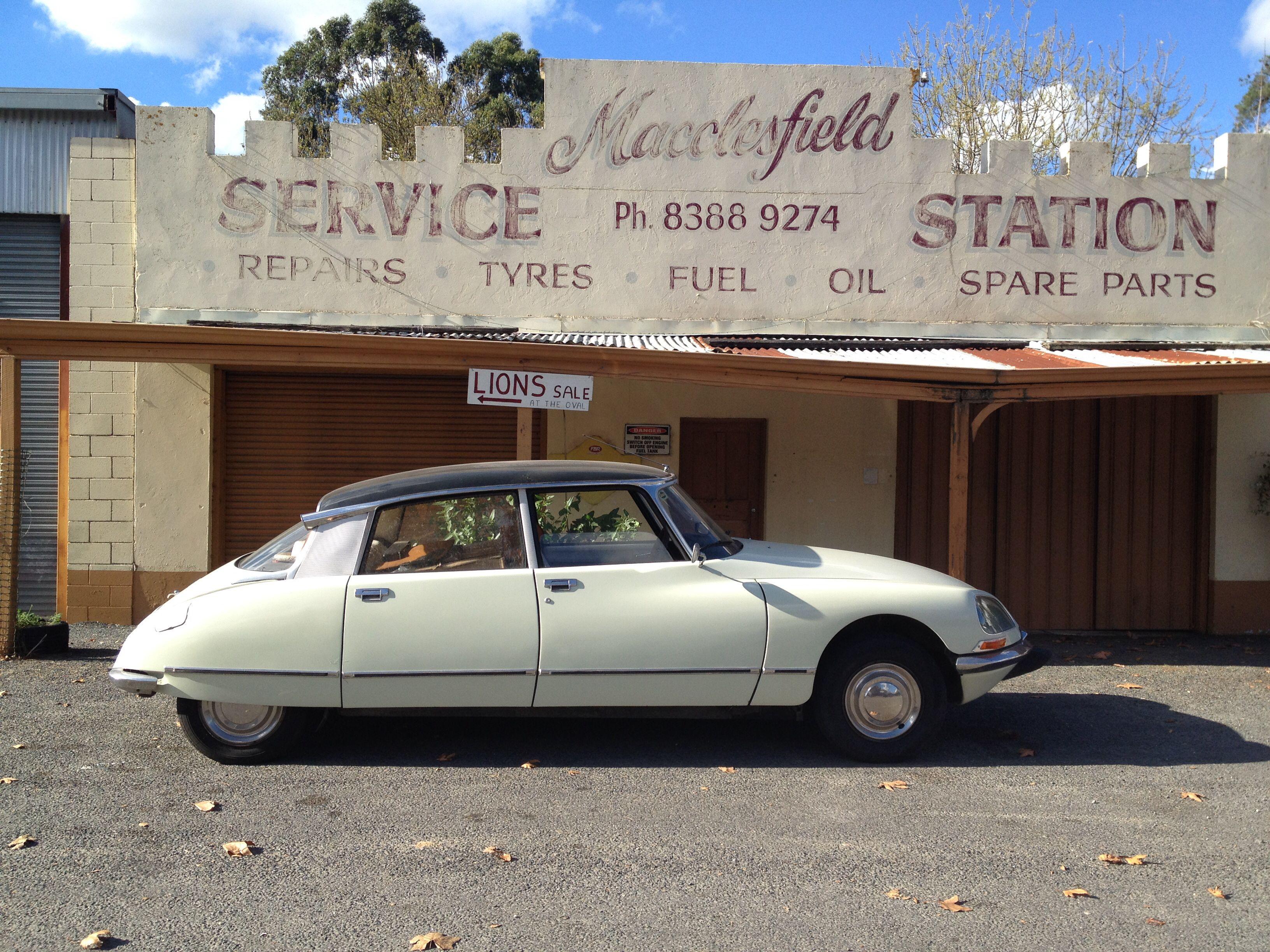 Adelaide Hills, Macclesfield South Australia • Citroën D Special ...