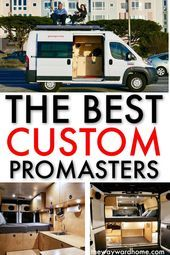 Photo of Are you thinking about a Dodge Promaster campervan? These custom vans cost only …