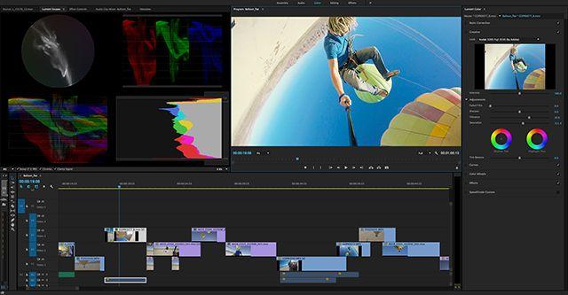 Adobe Creative Cloud Adobe Premiere Pro Creative Cloud Adobe Creative Cloud