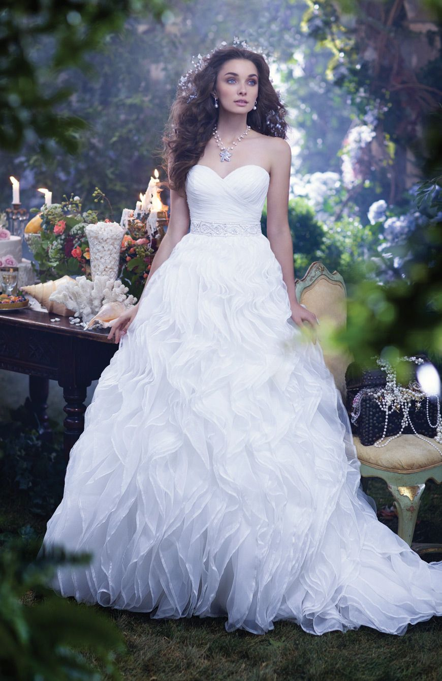 Dreamy disney princesses by alfred angelo wedding wedding wedding dress ombrellifo Image collections