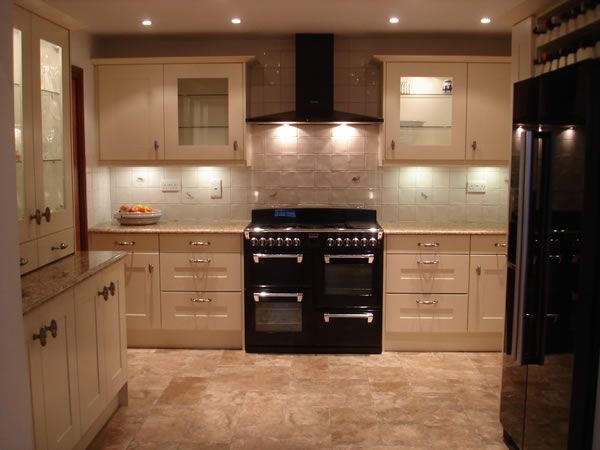 Kitchen Tile Flooring Pictures  Recent Fitted Designer Kitchens Endearing Designer Kitchen Tiles Decorating Inspiration