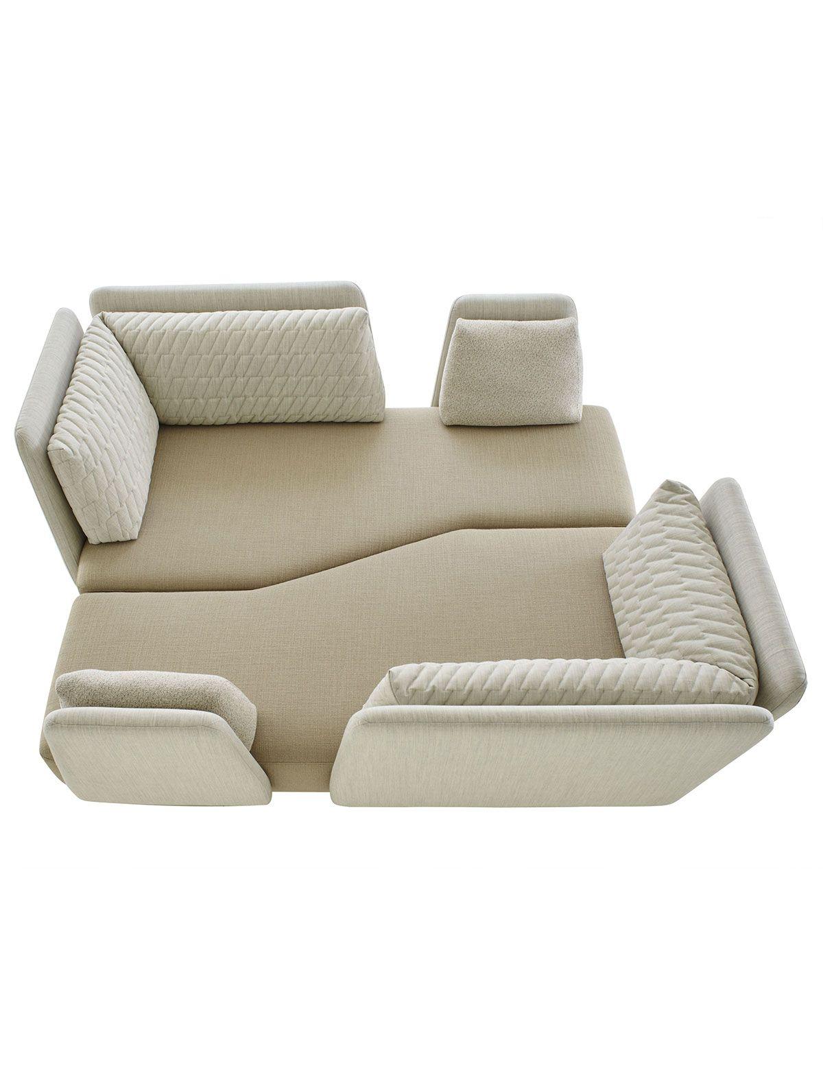 L'imprévu Sofa, Designed By Marie Christine Dorner For