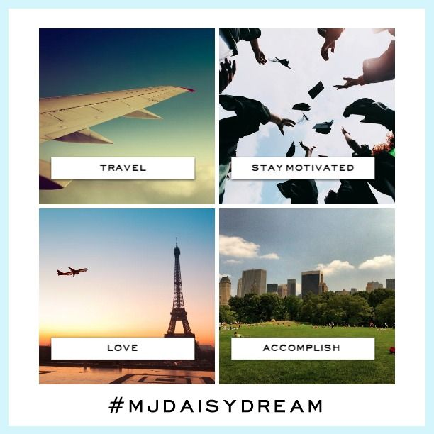 Check out my Daisy Dream Capsule. Create and share your own. #MJDaisyDream