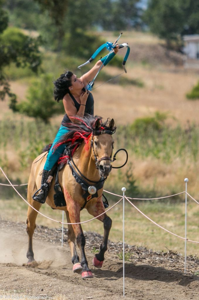 Pin by Emma Broms on Horse archery