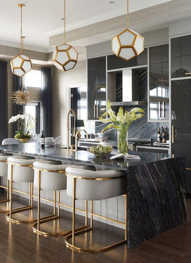Photo of Inside a glam, stylish and sophisticated Saskatoon penthouse! – Home Decoraiton