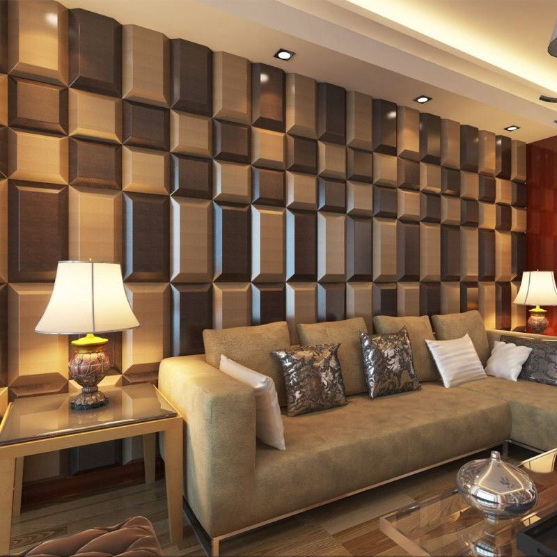 Luxury Ceiling Wall Panel 3d Living Room Tiles Best Living Room Design Room Wall Tiles