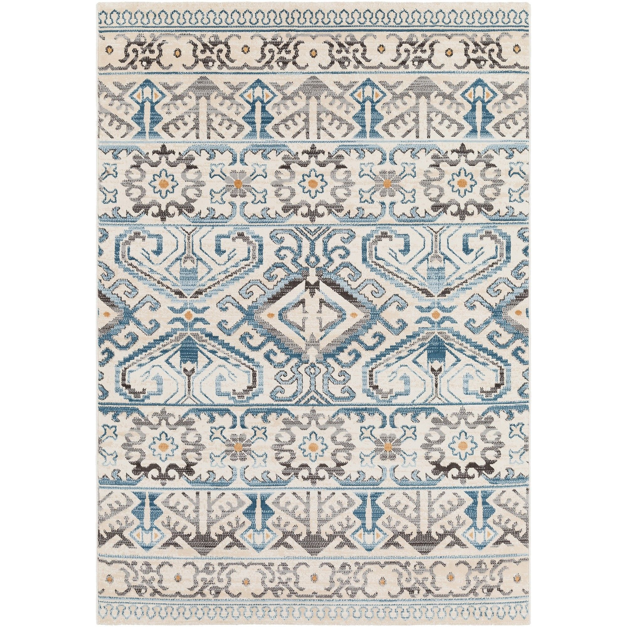 100 Polypropylene Machine Made Medium Pile Pile Height 0 23 Made In Turkey Available Sizes 5 3 X 7 6 7 10 X 10 3 Area Throw Rugs