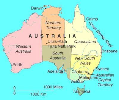 Mapa Politico De Gales Buscar Con Google Mapa De Australia