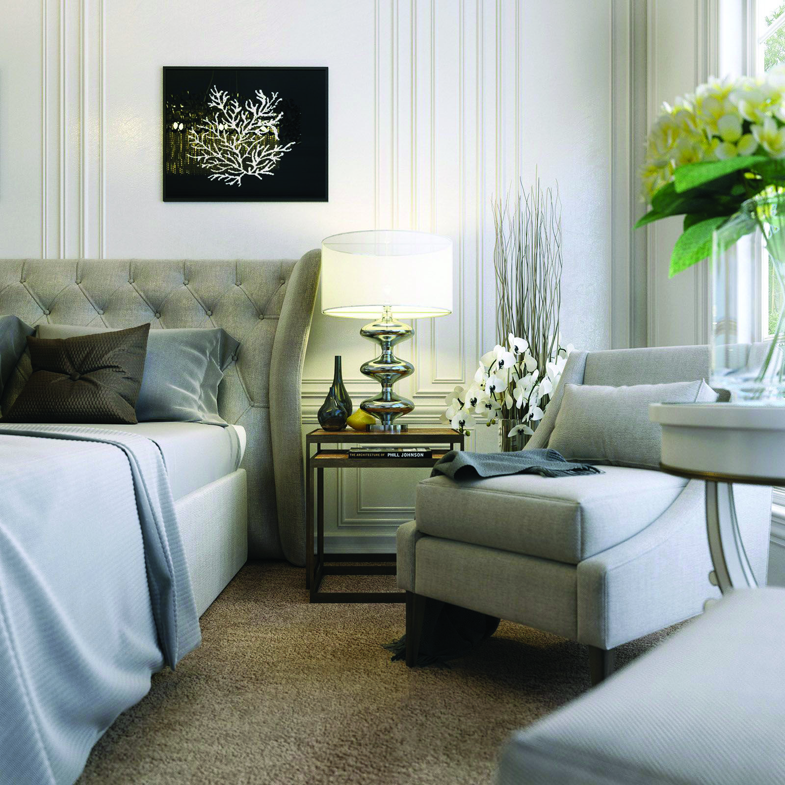 13+ Modern classic bedroom design ideas formasi cpns