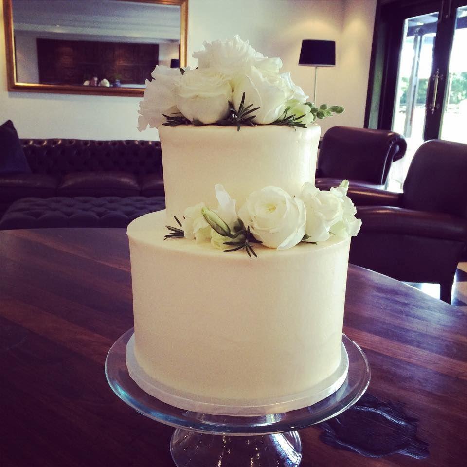 Two tier carrot and red velvet cake Red velvet wedding