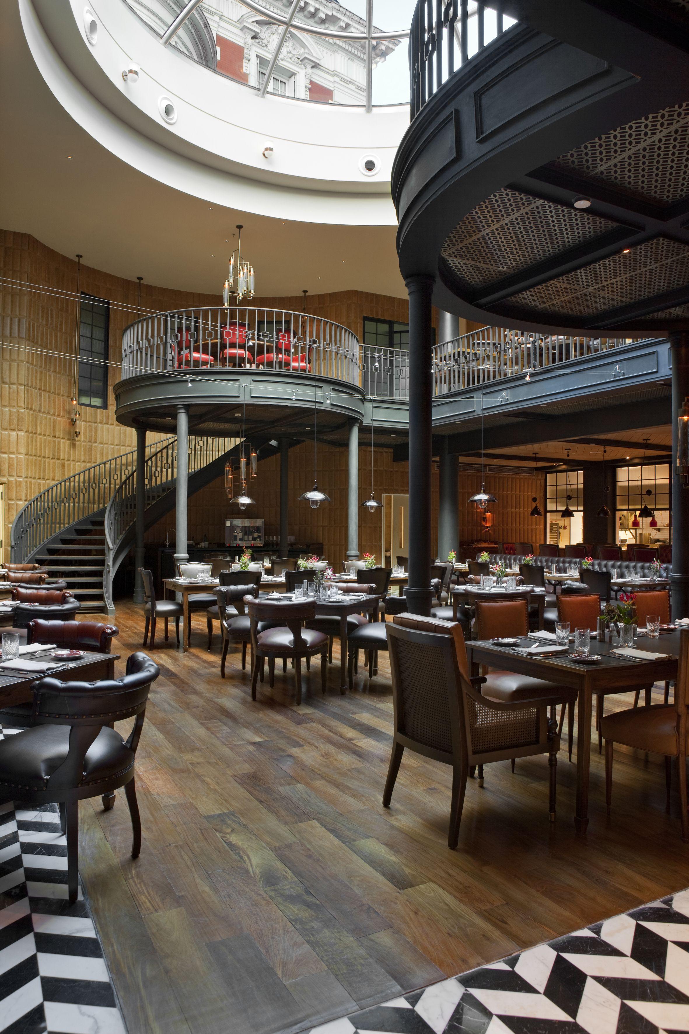 Fours Seasons Buenos Aires Elena Restaurant Edg Design To Build