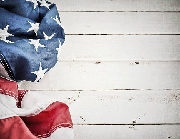 vintage american flag background   scream in 2019   American