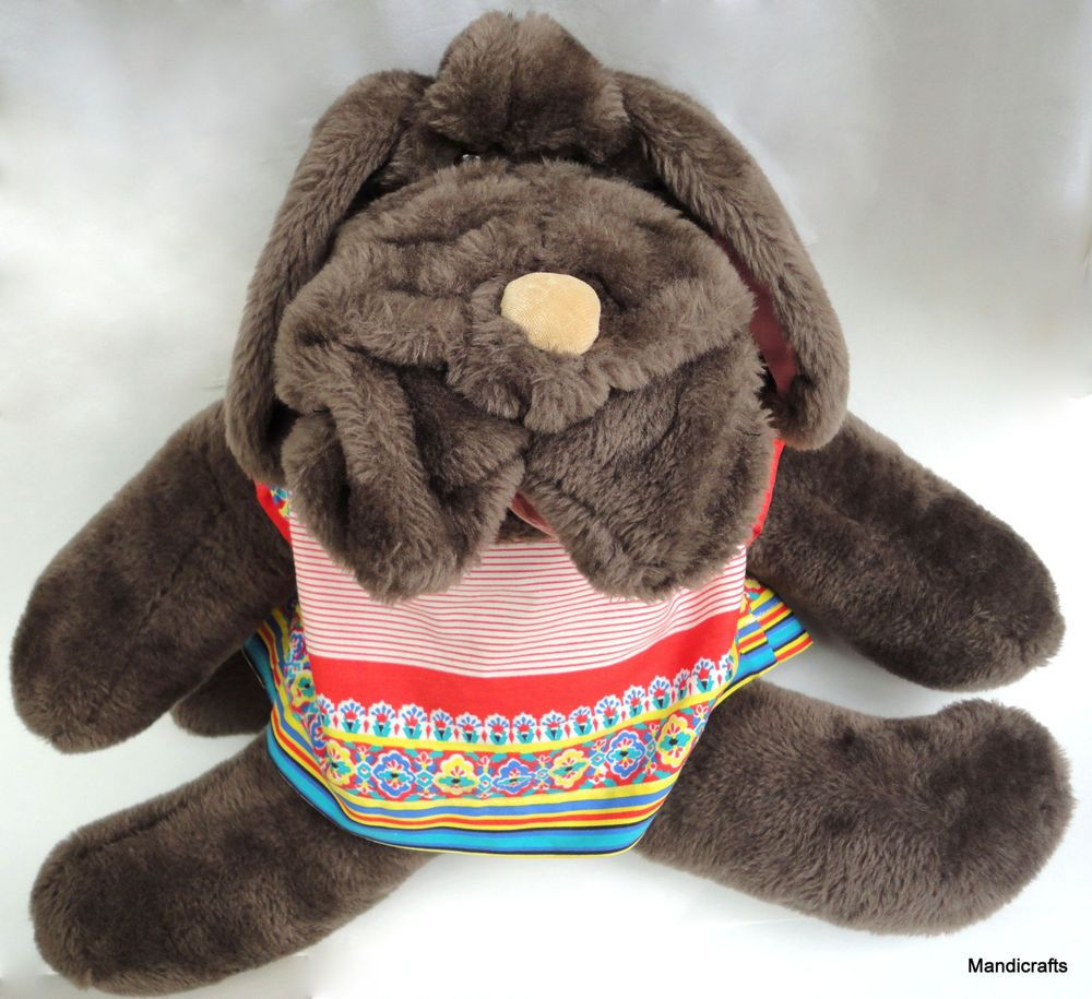 Senitt Canada Wrinkles Hound Dog Plush Puppet Giant 24in Original Creator Vtg Hound Dog Hound Puppets [ 915 x 1000 Pixel ]