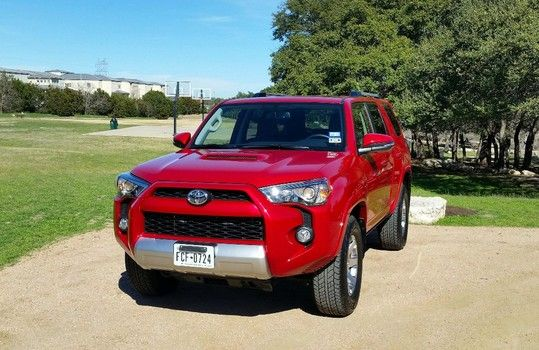 2015 Toyota 4Runner Trail Premium: Road and trail made easy