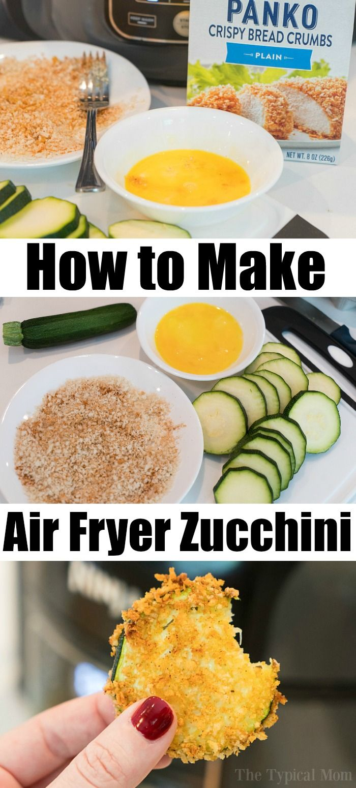 Air Fryer zucchini chips are crunchy low carb snacks that are much healthier than deep fried but have the same great taste you love Try them in your Ninja Foodi