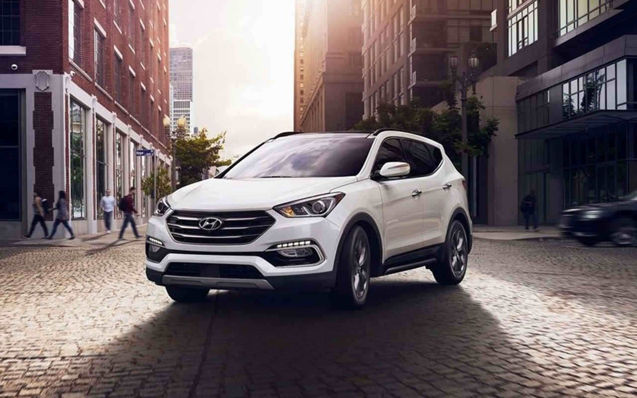 2018 Hyundai Santa Fe Sport Concept Redesign The carrier