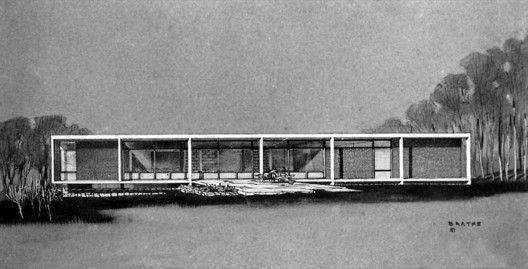 Clássicos da Arquitetura: Residência no Morumbi,© Oswaldo Bratke