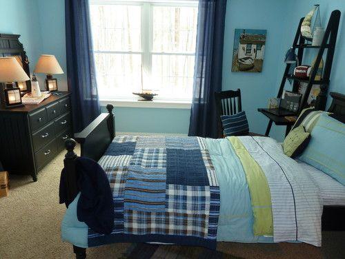 Longmeadow Boys Room Contemporary Kids Boys Bedroom Colors Boys Bedroom Makeover Boys Bedroom Paint Color