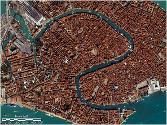 Venecia aún se hunde