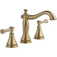Delta 3597lf Mpu Widespread Bathroom Faucet Delta Faucets Delta Cassidy