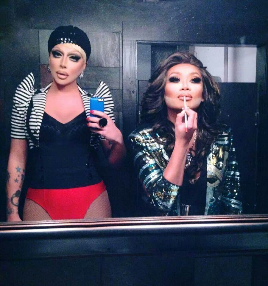 Jujubee and raven dating