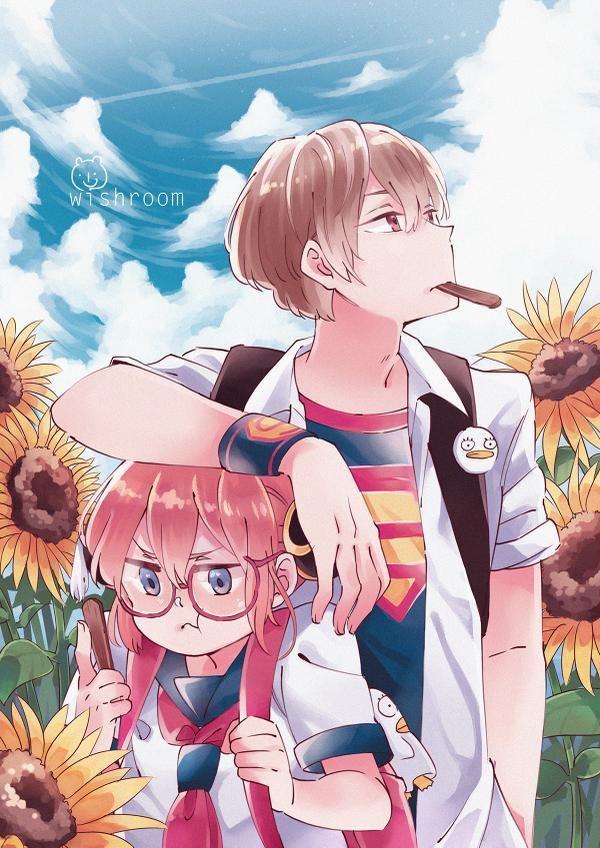 Okita & Kagura: Photo