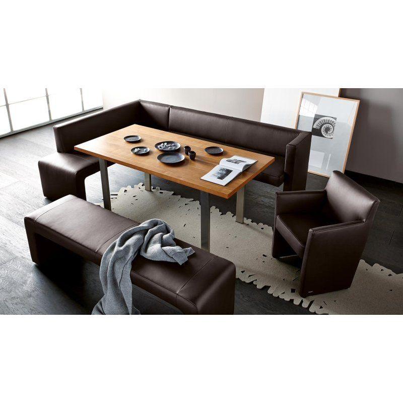 Bronx Dinner Sofa Eckbank Stühle Koinor   Möbel   Pinterest