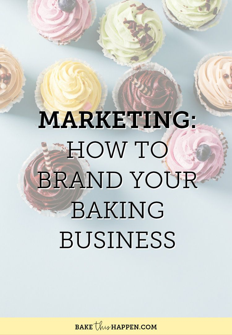 SALES HOW TO PRICE YOUR CAKES Baking business, Bakery