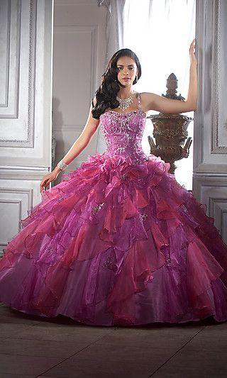38de709b5a Ball gown Vestidos De Novia De Colores