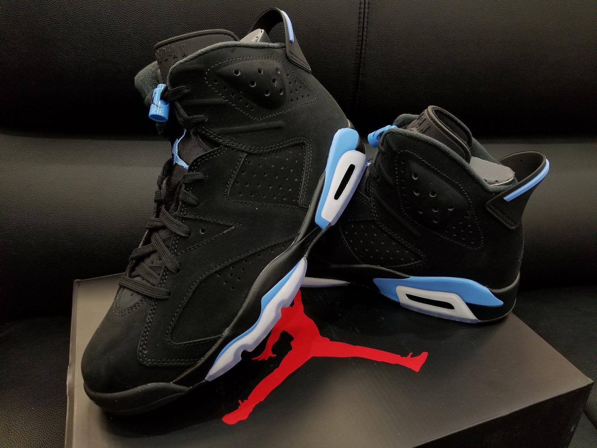 Air Jordan 6 Unc Air Jordans Jordan 6 Jordans