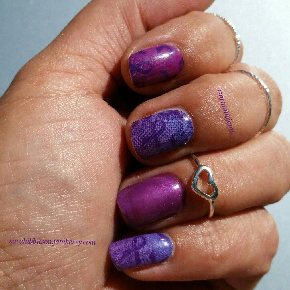 Conquer Chiari Nail Wraps Created In The Jamberry Nail Art Studio