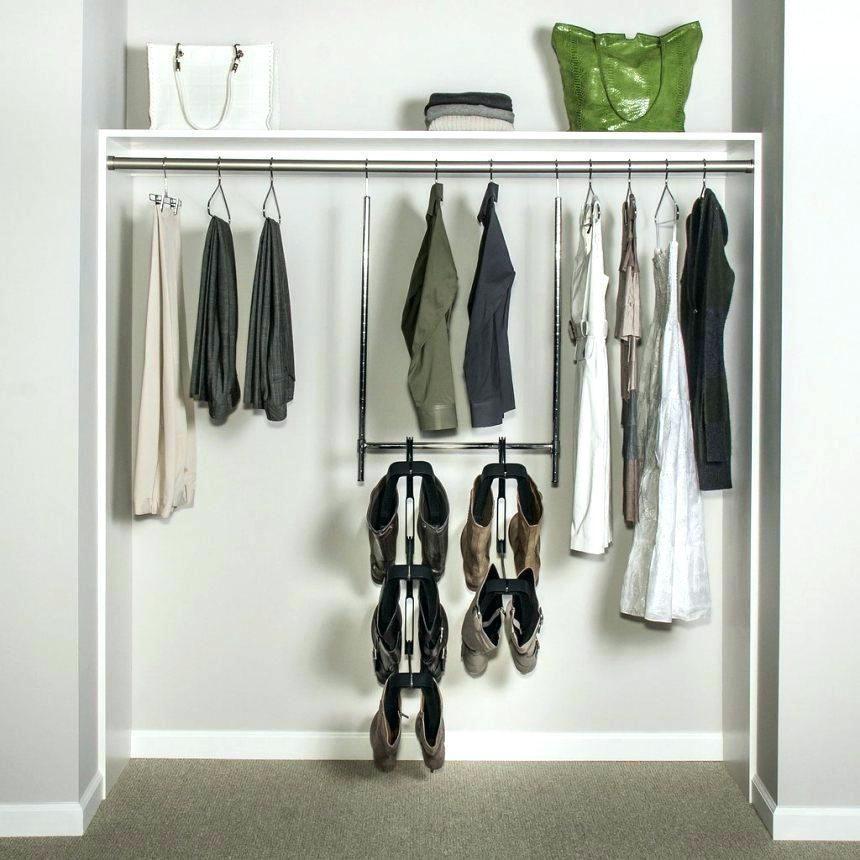 Closet Hanging Rod