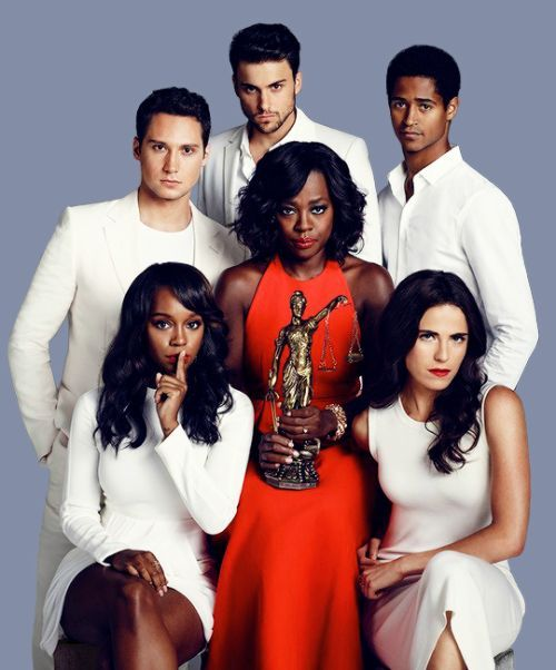 How to get away with a murder 2014 present sries pinterest how to get away with murder season 3 premieres on september 2016 at 10 ccuart Images