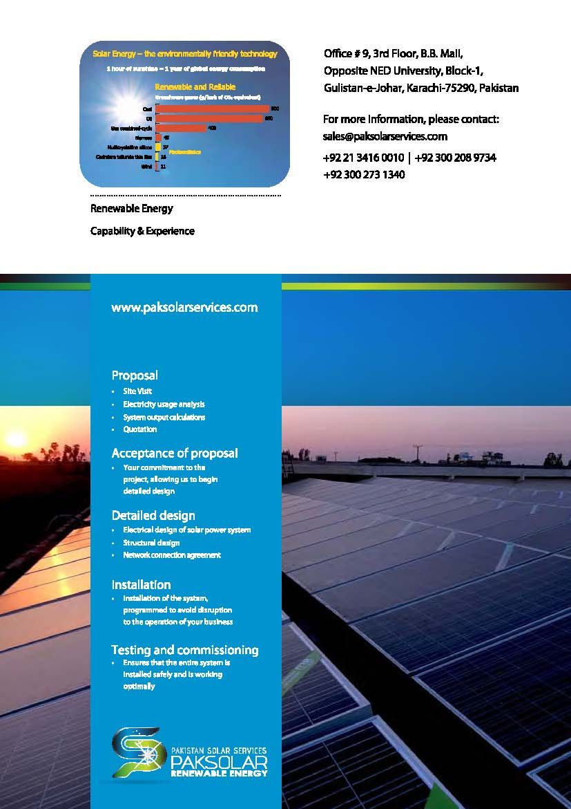 Profile Last Page Solar Power System Renewable Energy Systems Solar Inverter